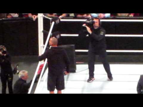 CM Punk Pissed Promo (Post-Royal Rumble), Vince McMahon, RAW 1-28-13