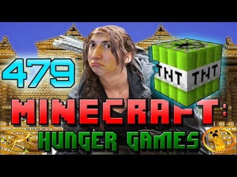 Minecraft: Hunger Games w/Mitch! Game 479 – FUNNY TNT KILL!