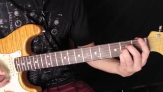 Como Tocar la Cancion Talking To The Moon  Bruno Mars en tu Guitarra Electrica o Acustica