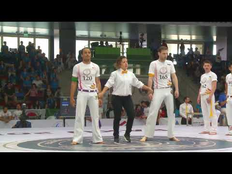 65 - 72 kg - Masculinos 2018 Campeonato Mundial