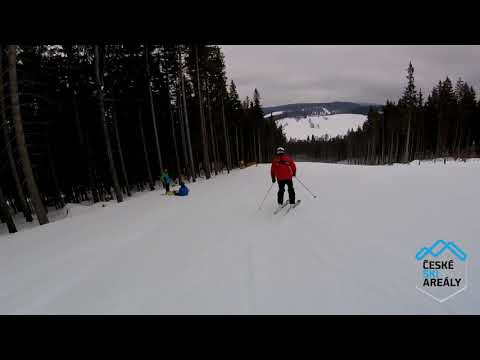 Ski Tanvaldský Špičák červená 9 2017