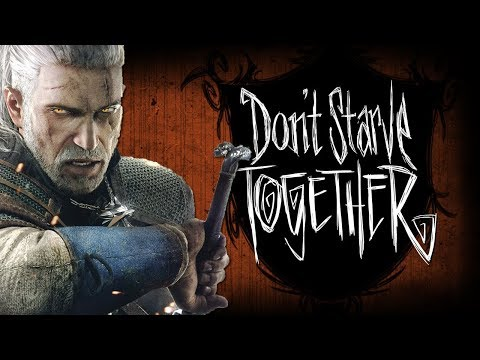 Don't Starve Together #2. Pilies statyba.
