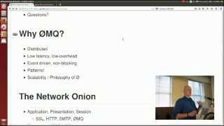 Building Distributed Systems With Node.js AndØMQ