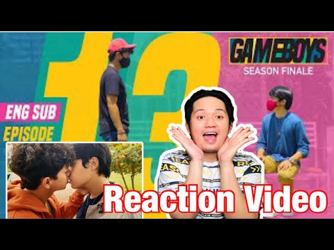 GAMEBOYS EPISODE 13 REACTION VIDEO THE FINALE - CROSSING THE LINE / TAGALOG - OFW DIARIES EPISODE 15