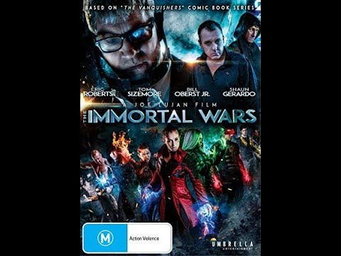 The Immortal Wars 2018 English 720p BluRay x264 800MB mkv mp4   streamango
