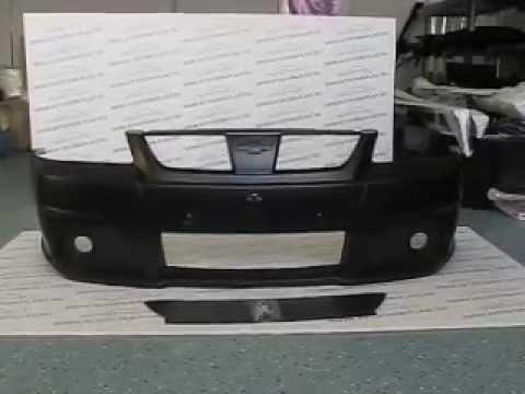 Тюнинг chevrolet lacetti седан бампер фотография