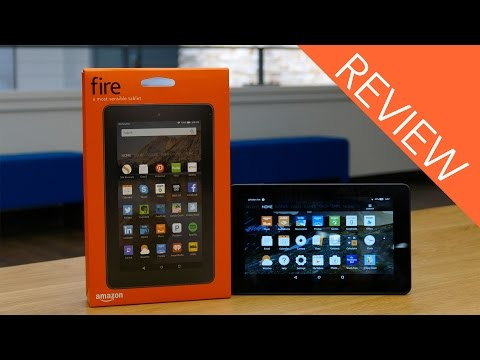 Amazon Fire Tablet 7 Review!!
