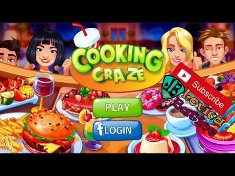 Cooking Craze - Rome - Level 41 - 45 - Gameplay