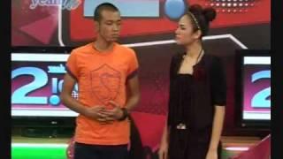 2 Idol - Duyen Anh - 2! Idol - Duyen Anh - Phan 5: Thu Thach Idol 2/2