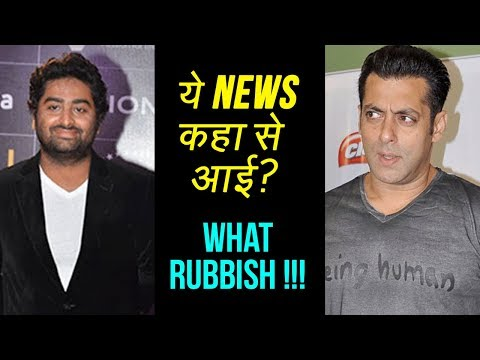 Salman Khan SHOCKED With News On His Fight With Ar