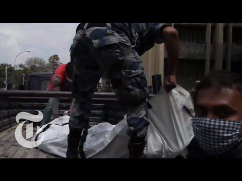 Nepal Earthquake 2015: Funeral Rites | The New York Times