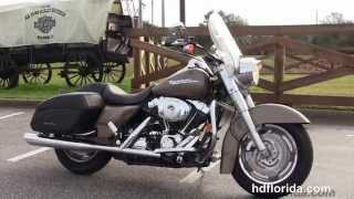 5. Used 2004 Harley Davidson Road King Custom Motorcycles for sale
