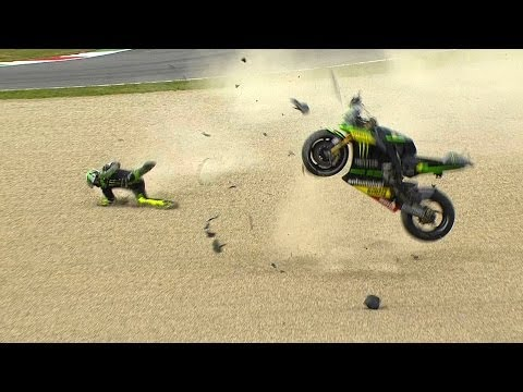 MotoGP™ Mugello 2014 -- Biggest Crashes