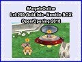 Angels Online Gold Isle Newbie Box Open opening lvl 250