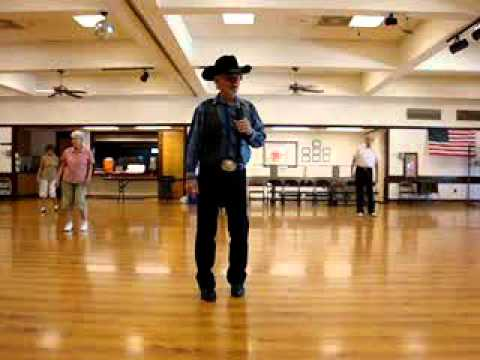 Country Girl Shake It For Me ( Line Dance ) Walkthrough.wmv