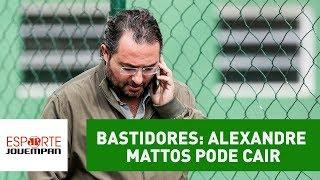 O presidente do Palmeiras, Maurício Galiotte, tem sido pressionado para demitir o diretor de futebol Alexandre Mattos. Saiba...