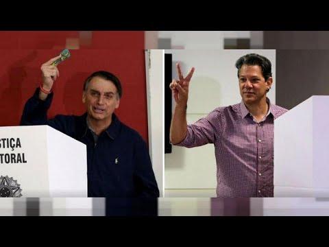Βραζιλία: Φαβορί για την προεδρία ο Μπολσονάρο