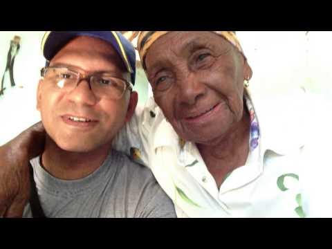 Dona Carmosina Cajueiro, em S. Miguel do Fidalgo, Piauí.