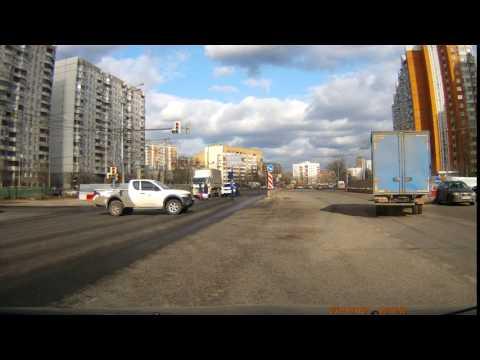 Авария на Щёлковскоем шоссе