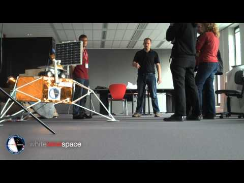 Austrian Space Forum Visiting WLS HQ