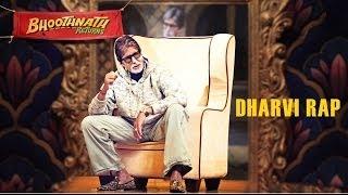 Amitabh Bachchan Rap Song - Dharavi Rap - April Fool's - Bhoothnath Returns