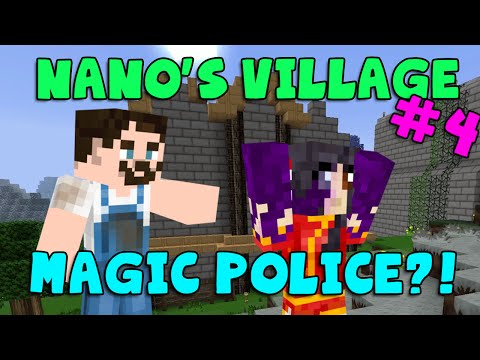 complete - Today in Nano's Village, Sjin attempts to interrogate Kim about her interest in witchery. Will she succumb to the Magic Police? Next Episode! https://www.youtube.com/watch?v=jYBsZGRaInY&list=PLlS...
