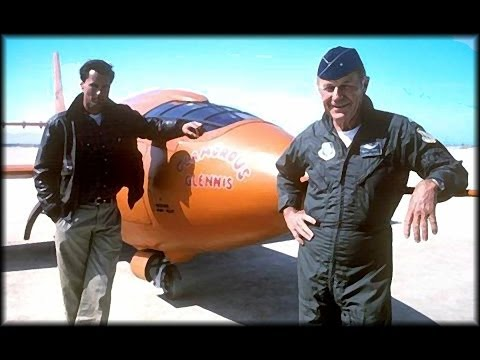 THE RIGHT STUFF Chuck Yeager (Sam Shepard) Breaks The Sound Barrier
