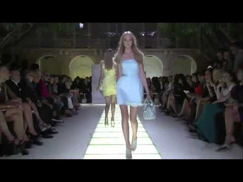 Versace Spring Summer 2012 Full Fashion Show Exclusive