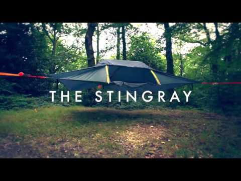 How to Set up a Tentsile Stingray 3-Person Tree Tent