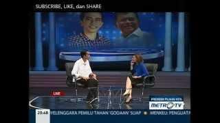 Video Jokowi - Presiden Pilihan kita - Metro TV 10 Juli 2014 [ FULL ] MP3, 3GP, MP4, WEBM, AVI, FLV Oktober 2018