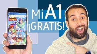 ¡Xiaomi Mi A1 GRATIS! Sorteo NACIONAL del MEJOR móvil GAMA MEDIA