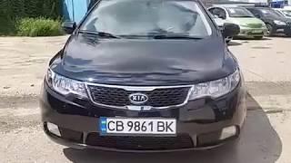 видео авто KIA CERATO в кредит