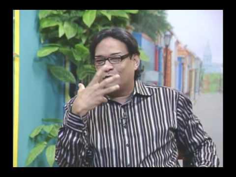 Chiste de Ozias Acosta sobre  Trino Mora en