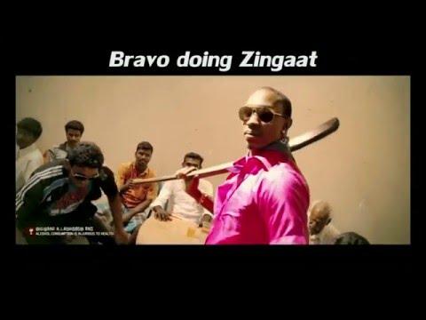 Video Zing Zing Zingaat Song Dance by DJ BRAVO - Sairat full movie | Ajay Atul new song download in MP3, 3GP, MP4, WEBM, AVI, FLV January 2017