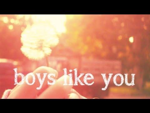 Tekst piosenki Megan and Liz - Boys Like You po polsku
