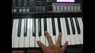 Sin miedo a nada TUTORIAL PIANO