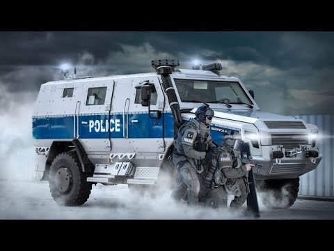 Best police armored vehicles