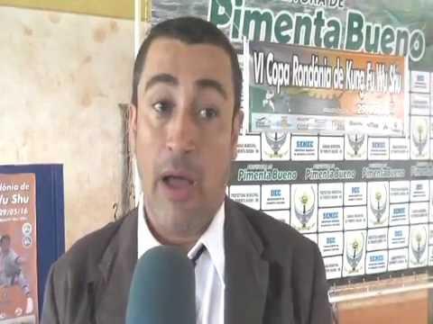 VI copa Rondônia de kung fu wu shu foi realizado em Pimenta Bueno