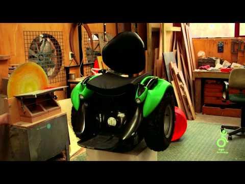 Maailma kehittyy ja niin kehittyy pyörätuolitkin!