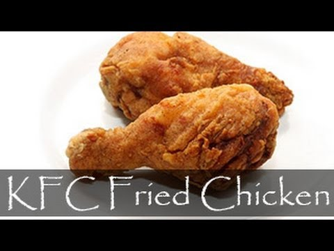 Fried Chicken Secret Recipe REVEALED