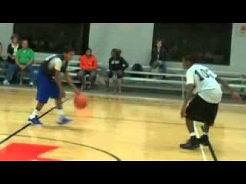 Jerron Love and LeBron James Young Baller Highlights