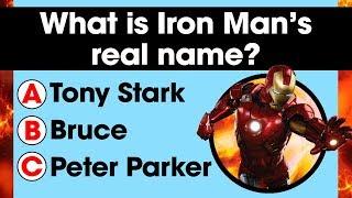 Video The hardest Avengers quiz ever - Only for true fans! 20 Fandom Questions and Comic books trivia MP3, 3GP, MP4, WEBM, AVI, FLV Maret 2019