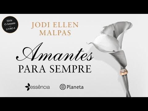 Amantes para sempre | Jodi Ellen Malpas manda recado aos fãs brasileiros