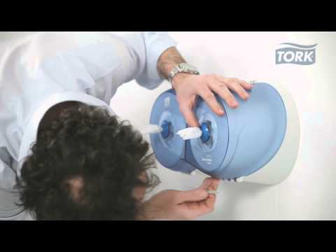Tork SmartOne Toilet Roll Systems