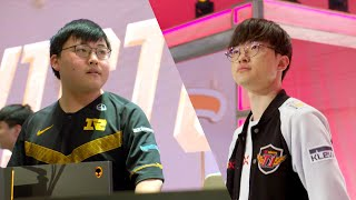 Legends Never Die (RNG Uzi vs SKT Faker) | 2019 World Championship Group Stage Day 2 Tease by League of Legends Esports