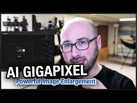 AI Gigapixel - Powerful Image Enlargement