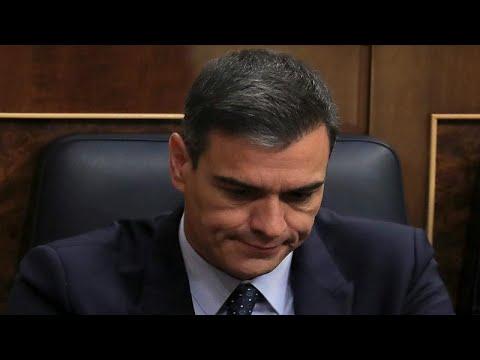 Spanien: Ministerpräsident Sánchez scheitert im Parla ...