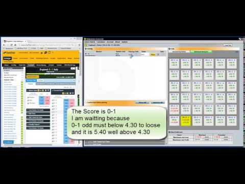 Profit All Scores – Live Betting Strategy