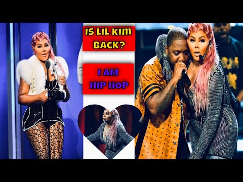 Is Lil Kim back? I AM HIP HOP #LilKim #QueenBee #BEThiphop