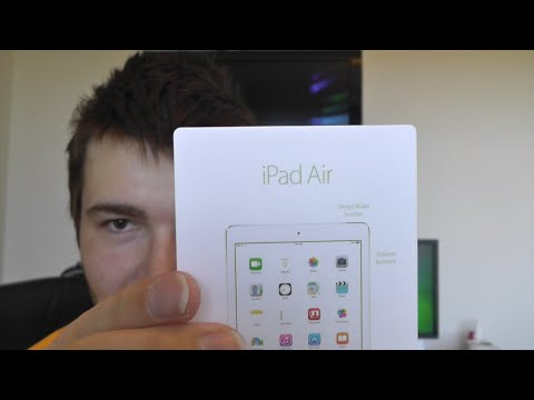 ipad 2 - Amazon link: http://bit.ly/iTEAmazon In this video I unbox the new  iPad Air 2 White & Sliver! Please LIKE this video as I really appreciate it! http://twitter.com/itecheverything Subscribe...
